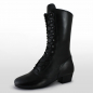 Mobile Preview: 130 Gardestiefel schwarz